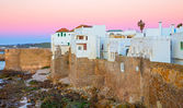 Asilah sunset — Stock Photo