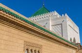 Mausoleo de mohammed v de rabat — Foto de Stock