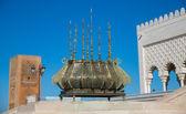 Mauzoleum mohammeda v w rabacie — Zdjęcie stockowe