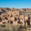 Morocco Kasbah — Stock Photo