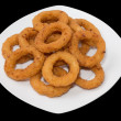 Stock Photo: Onion Rings