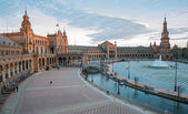 Plaza de España — Stock Photo
