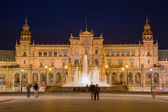 Plaza de España — Zdjęcie stockowe