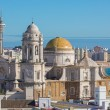 Cadiz Cathedral - Stock Photo