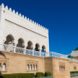 Stock Photo: Mausoleum of Mohammed V in Rabat