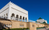 Mausoleum of Mohammed V in Rabat — Stock Photo