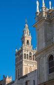Giralda of Seville — Foto de Stock