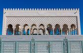 мавзолей мухаммеда v в рабате — Стоковое фото