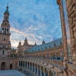 Plaza de España — Stock Photo #25806975