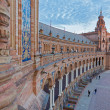 Plaza de España — Stock Photo #26070659