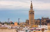 Giralda of Seville — Stock Photo