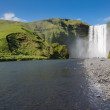 Skogafoss waterfall — Stock Photo #27768005