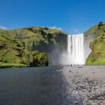 Skogafoss waterfall — Stock Photo