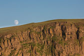 Moon rise — Stock Photo