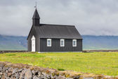 Wooden church — Stock fotografie