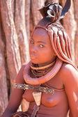 Himba woman — Stock Photo