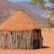 Traditional huts of himba people — Stock Photo #31691685