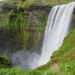 Skogafoss waterfall — Foto Stock