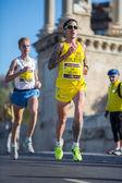 Valencie maraton — Stock fotografie