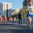 Stock Photo: Valencias Marathon