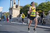 Valencias марафон — Стоковое фото