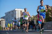 Maratona de valência — Fotografia Stock