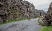 National Park of Thingvellir (Iceland) — Stock Photo