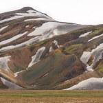 Landmannalaugar, Iceland — Stock Photo #36932825