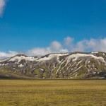 Landmannalaugar, Iceland — Stock Photo #36970641