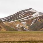 Landmannalaugar, Iceland — Stock Photo #37023519