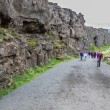 Stock Photo: National Park of Thingvellir (Iceland)