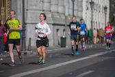 Maratona — Fotografia Stock