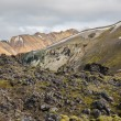Landmannalaugar, Iceland — Stock Photo #37734825