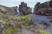 Icelandic Beach — Stock Photo