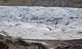 Svinafellsjokull in Ijsland — Stockfoto