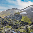 Landmannalaugar, Iceland — Stock Photo #38257755