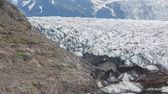 Svinafellsjokull på island — Stockfoto