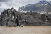 Glacier in Iceland — Stock Photo
