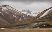Landmannalaugar, Iceland — Stock Photo