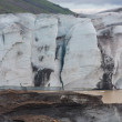 Glacier wals in Iceland — Stock Photo