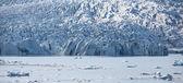 一号冰川 — 图库照片