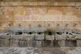 Fountain  in Ronda — Stockfoto