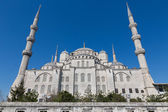 Blue mosque, Istanbul, Turkey — Foto de Stock