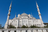 Blue mosque, Istanbul, Turkey — Stock fotografie