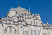 Blue mosque, Istanbul, Turkey — Stock Photo