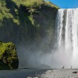 Skogafoss waterfall — Stock Photo #48455431