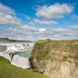 Waterfall Gullfoss, Iceland — Stock Photo #49425263
