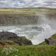 Waterfall Gullfoss, Iceland — Stock Photo #49464557