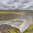 Waterfall Gullfoss, Iceland — Stock Photo #49586929