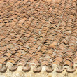Old roof tiles — Stock Photo #12759755